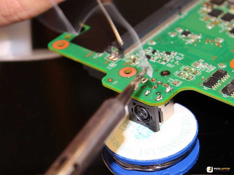 How To Fix Laptop Power Jack Without Soldering Pick Laptop